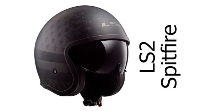 Casco de Moto LS2 Spitfire