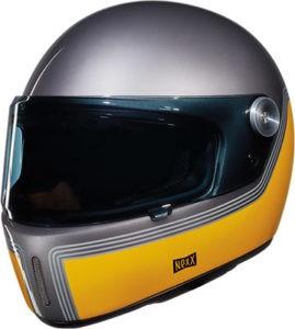 Casco Nexx-X.G100R motordrome amarillo