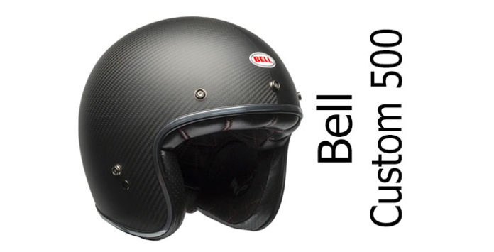 Casco Bell Custom 500 analisis y opiniones